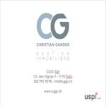 Agence immobilière CGGI Sàrl