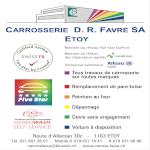 Carrosserie D R Favre SA